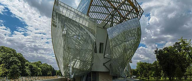 F.P. Ghery Louis Vuitton Foundation 2014